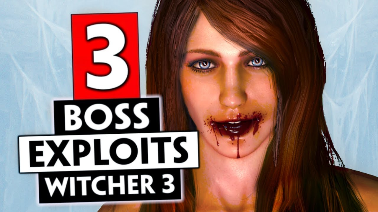 Download 3 Boss Exploits You May Have Missed | THE WITCHER 3