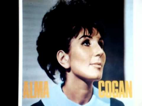 Alma Cogan Tennessee Waltz (German Version)