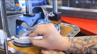 How New Balance Sneakers Are Made