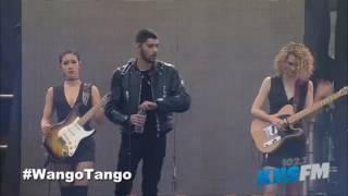 Zayn Wango Tango KissFM