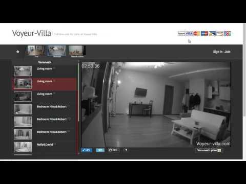 Voyeur Villa Promo Code