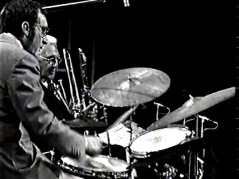 Thad Jones/Mel Lewis Big Band drum solo