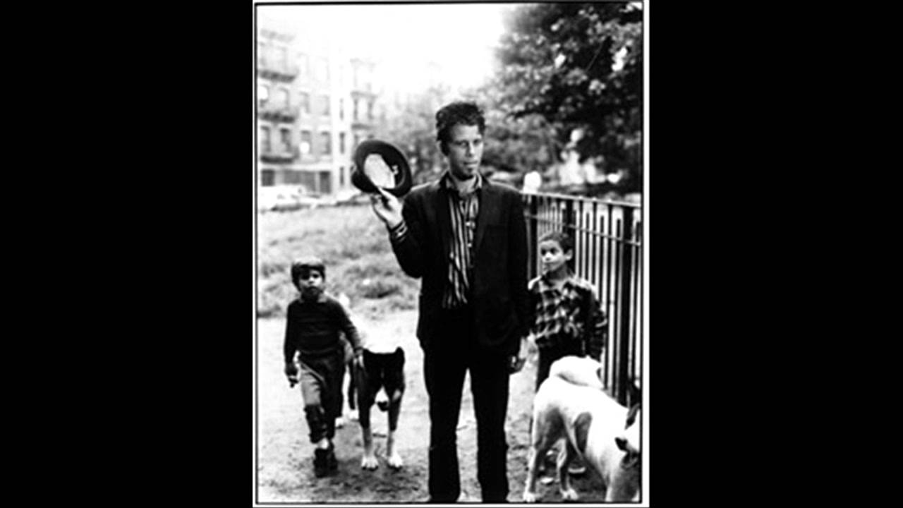 Tom Waits - Picture in a Frame - YouTube