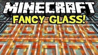 Обзоры Модов #14 [Fancy Glass] Стеклянный