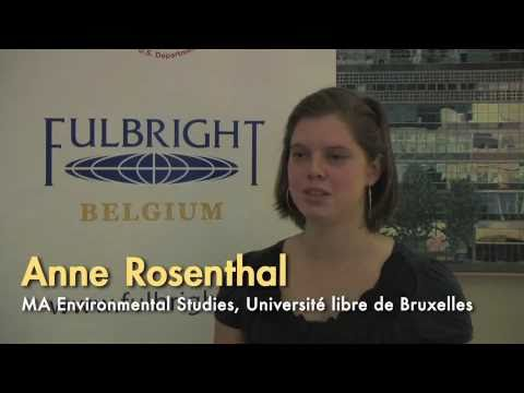 Studying in Belgium with a Fulbright grant: University of Brussels (ULB)