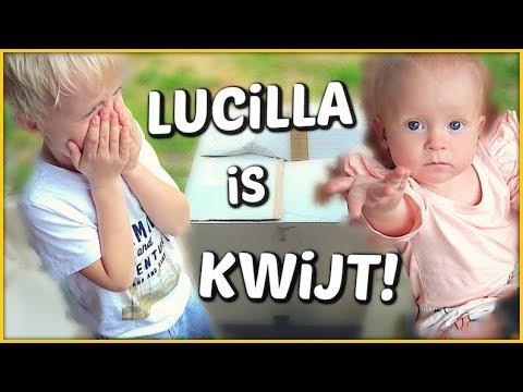 WAAR iS LUCiLLA GEBLEVEN?   Bellinga Vlog #1450