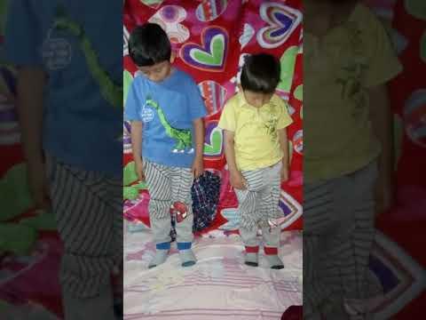Krippy kush bad bunny niños bailando