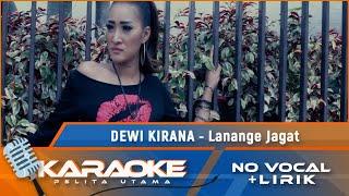 (Karaoke Version) LANANGE JAGAT - Dewi Kirana | Karaoke Lagu Tarling