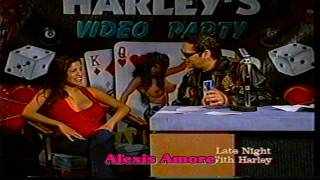 Pornstar Alexis Amore Late Night with Harley Fire PT3 Thumbnail