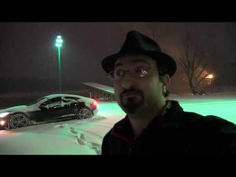 Tesla Snowy Ride Sepanjang Februari 2018