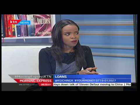 Your Money: Money talk on advisable loans with Mentoria's Chief Economist-Ken Gichinga