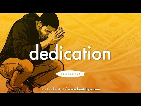 Dancehall Instrumental 2019 ''Dedication'' [Hip Hop Type Beat]