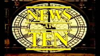 ITN News at Ten Intro, Autumn 1986