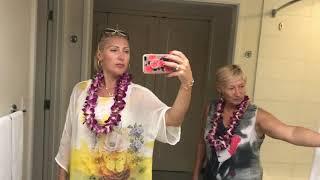 США КАК С ГАВАЙЕВ мы ПОПАЛИ В ИНДИЮ И ЯПОНИЮ? НАШ НОВЫЙ ОТЕЛЬ Grand Hyatt Kauai.