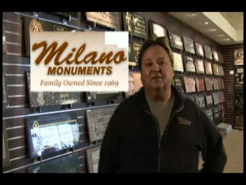 Meet David Ross, Monument Delivery Specialist at Milano Monuments
