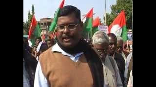Jhargram Adhikar Manch, Kartik Guha, Bengal Update TV