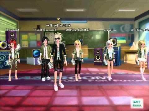 Super Dancer Online DiScO MuSiC (supa luv)
