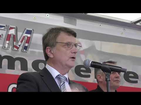 Gerard Batten speech 23 June 2018 - Stop The Brexit Betrayal