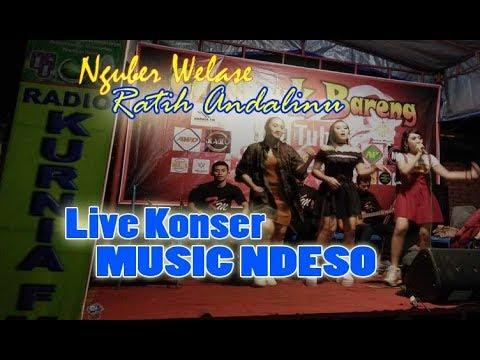 Nguber Welase - Ratih An, Live Kurnia FM Trenggalek