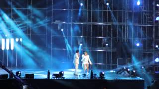 [FANCAM][2014년11월02일 - Asia Song Festival] Afgan - Love Never Felt So Good