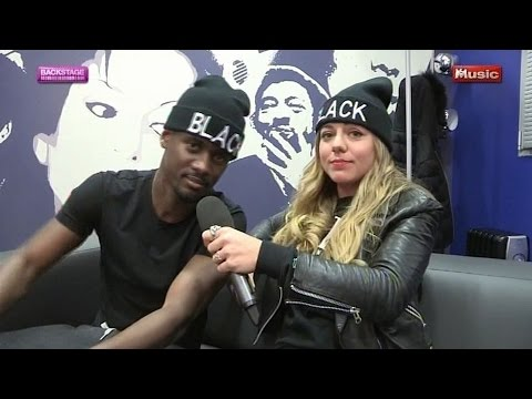 Marina interview Black M