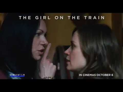 THE GIRL ON THE TRAIN - In Cinemas October 6 across the Middle East