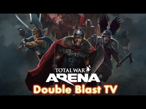 Total War Arena - Стальной Легион!!!