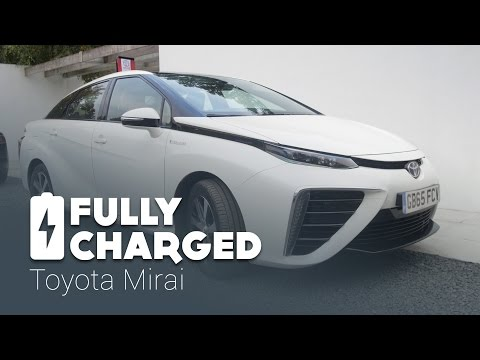 Toyota Mirai HFC | Fully Charged