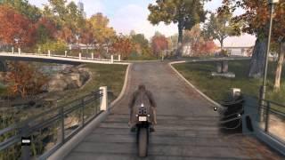 Watch Dogs E3 graphics unlocked (pc)