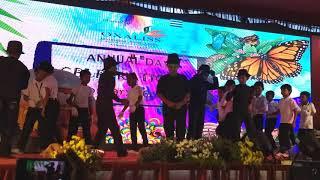 ஆக் ஷா லிஸ்  பள்ளி ஆண்டு விழா ஹரிதாஷ்
