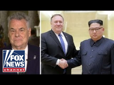 Rep. King: Dialogue begun with North Korea will continue