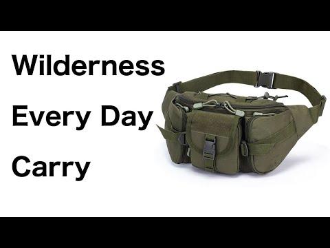 Wilderness Equipment Carry