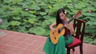 Nhạc dân gian cổ truyền Việt Nam thể hiện qua Guitar