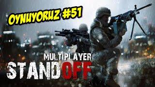 Standoff : Multiplayer OynuyoruZ #51 - Üçüncü Bakış Kantır