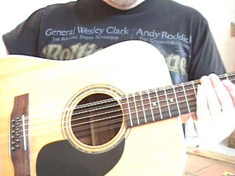 1979 Alvarez 5054 12 String Guitar Review By Scott Grove