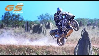 2014 BMW GS Safari-Enduro Australia