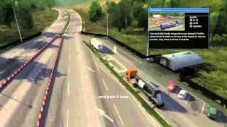 Euro Truck Spezial: LKW-Rangier-Simulator rondomedia Trailer