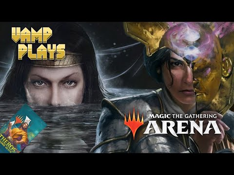 MTG Arena | Opening 50+ Theros Beyond Death Packs | Vamp Plays