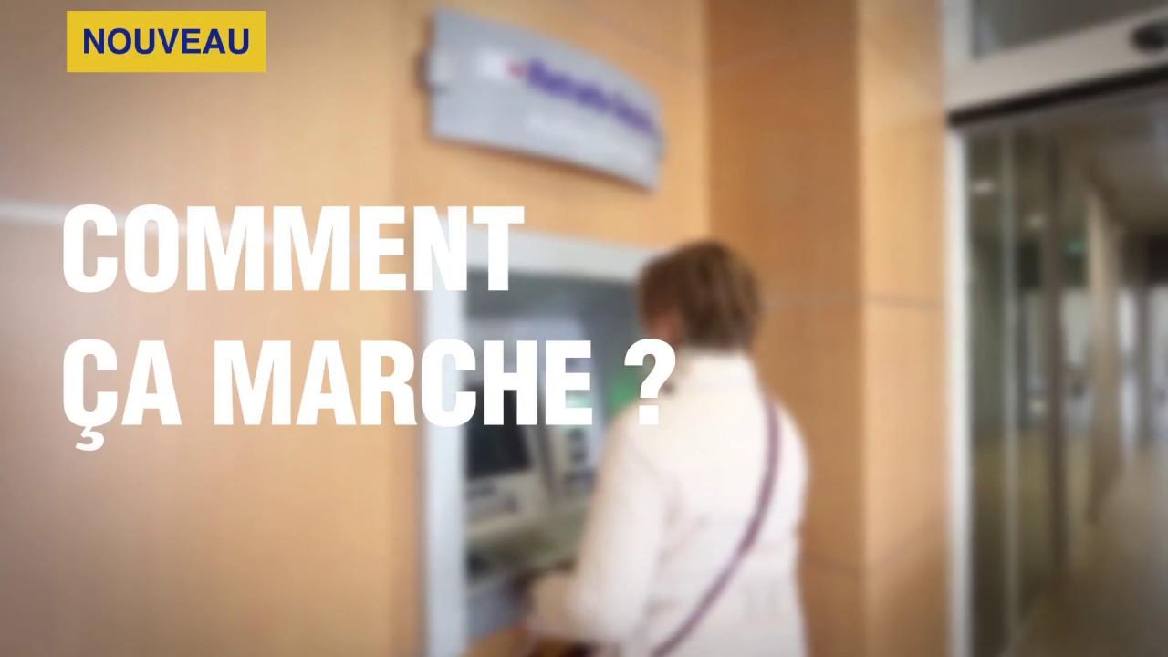 Depots De Cheques Et Especes Dans Les Distributeurs De Billets