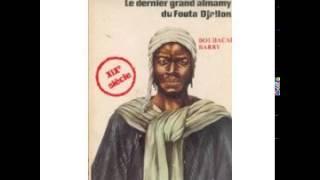 ELHADJI MALADHO HISTOIR DE Barry Boubacar Bokar Biro Le Dernier Grand Almamy Du Fouta Djallon  1