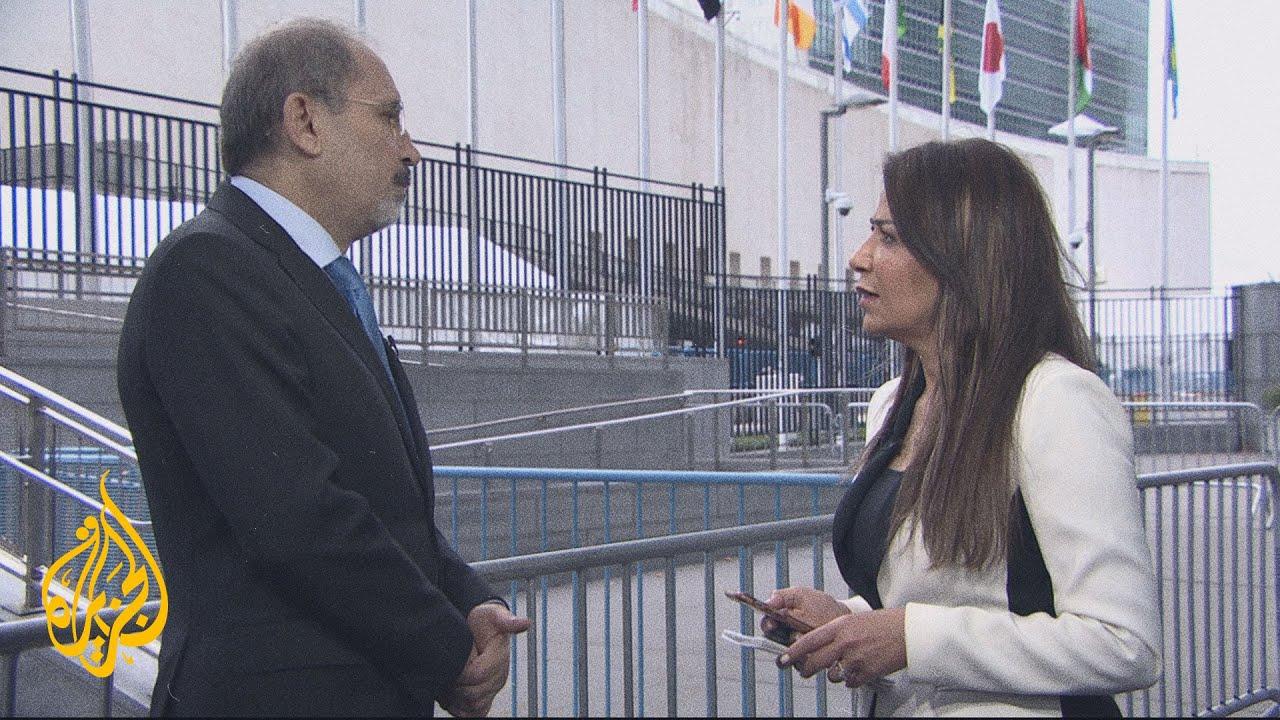 شاهد | الجزيرة تحاور وزير الخارجية الأردني أيمن الصفدي  - نشر قبل 7 ساعة