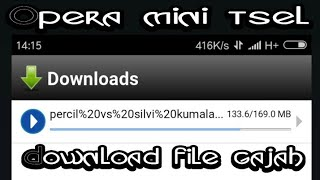 Polosan telkomsel opera download file gajah