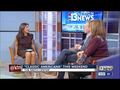 Nevada Ballet Theatre presents 'Classic Americana'