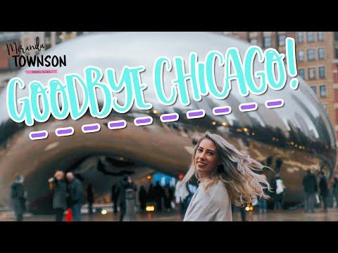 Goodbye Chicago, Hello Transfer! || Flight Attendant Lifesty