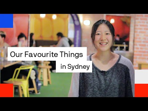 UTS International Students: Our favourite things in Sydney
