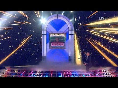 The X Factor UK 2016 Live Shows Week 1 Theme Jukebox Full Clip S13E13