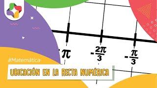 Ubicación de números en la Recta Numérica