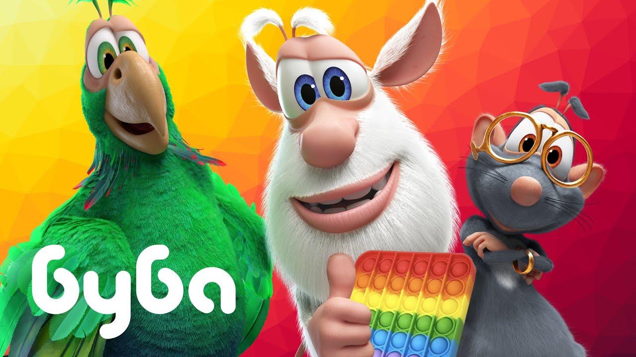 Буба | Лучшие Друзья | Смешной Мультфильм 2021  👍  Kedoo мультики для детей