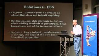 Crockford on JavaScript - Chapter 2: And Then There Was JavaScript