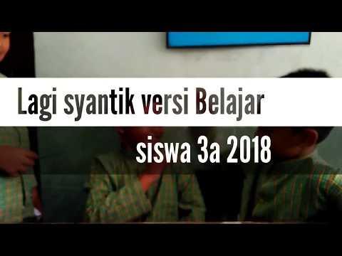 Lucunya Cover Lagi syanyik Parodi Murid SD Harus Belajar Gokil bikin ketawa seru abis